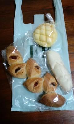 カフェ・デ・パン ファータ(FARTA) 沖縄小禄店のパン15