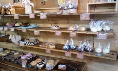 天然酵母ドーナツ&パンの店Painz toto(ぱいんずとと)の店内1