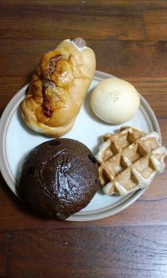 天然酵母ドーナツ&パンの店Painz toto(ぱいんずとと)パン5