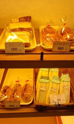 焼き立てのパン シモンベーカリー 店内4