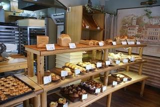 アルザスの森(小禄店)のパン