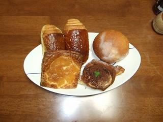 zazou(ザズー)のパン写真画像