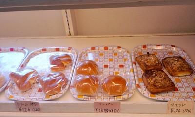 パンとケーキのお店エスピーガ・デ・オロのパンコーナー11