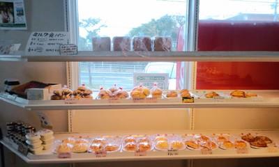 パンとケーキのお店エスピーガ・デ・オロのパンコーナー2