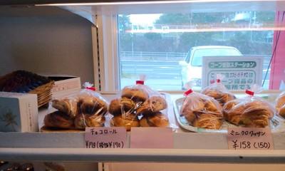 パンとケーキのお店エスピーガ・デ・オロのパンコーナー3
