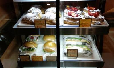 秀のパン工房 窯の店内1