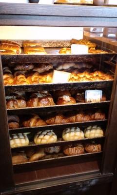 秀のパン工房 窯の店内3