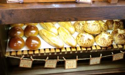 秀のパン工房 窯の店内8