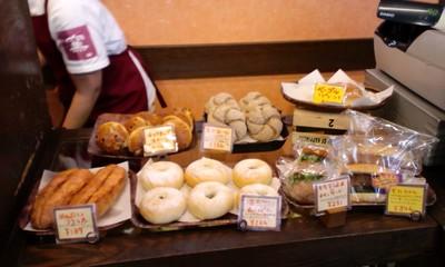 秀のパン工房 窯の店内9