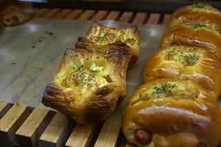 秀のパン工房 窯のパン