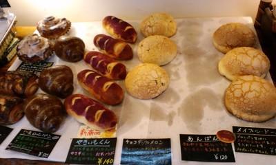 カバのパン屋さんの店内13