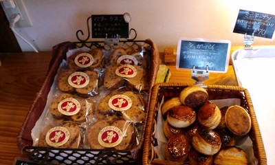 カバのパン屋さんの店内15