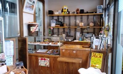 カバのパン屋さんの店内4