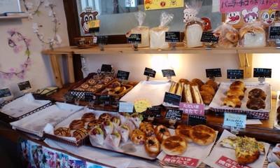 カバのパン屋さんの店内5
