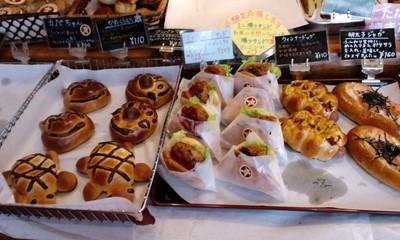 カバのパン屋さんの店内7