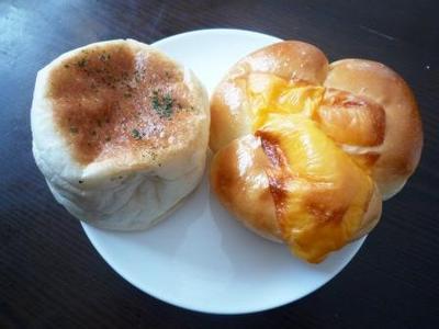 フレッシュベーカリー ラ・パンのパン1