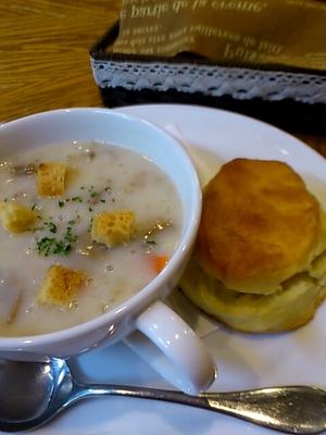 石釜パン工房 マルコポーロのスープセット