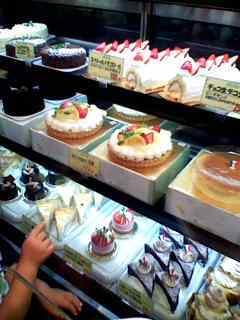 マルコポーロのケーキ