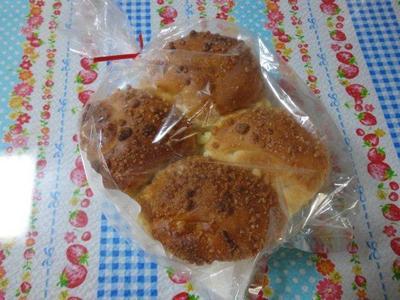 焼き立て手作りパン「モンテ」2
