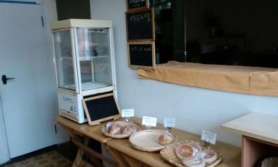 パン&珈琲 麦庵の店内1