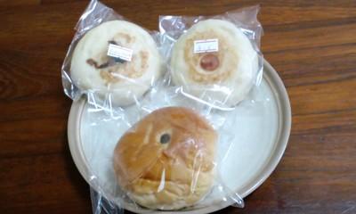 おからパンと沖縄おやきのお店 おとぎばなし2話 パン1