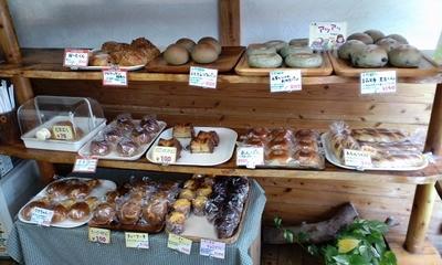 焼きたてパンのお店 パン子の店内雰囲気