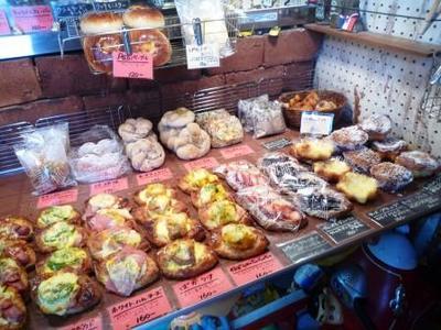パン工房Paoの店内雰囲気1