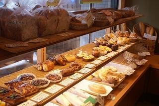 ピッコロモンドのパンの種類