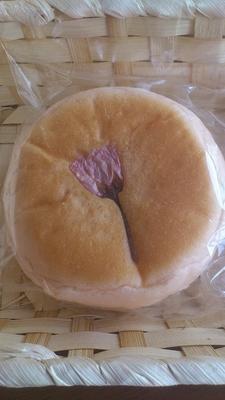ベーカリー パンの木の桜パン